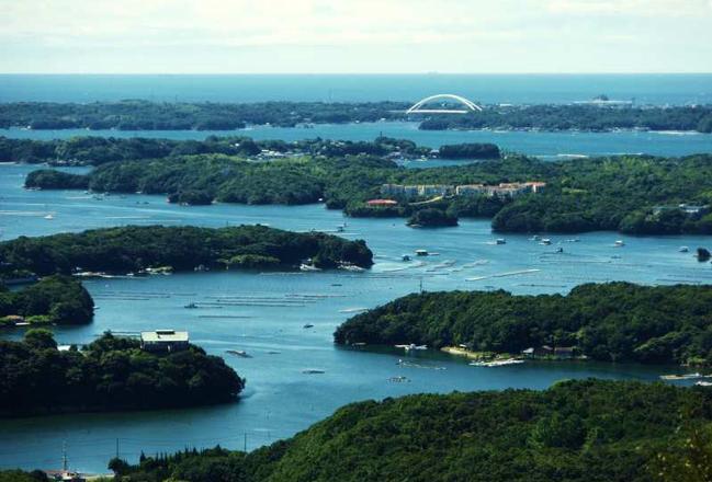 三重県の恵まれた海