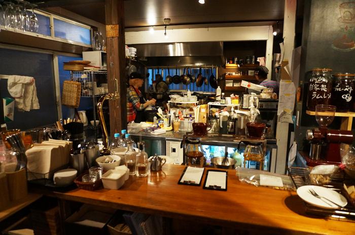「HAGI CAFE /ハギカフェ」(千駄木)
