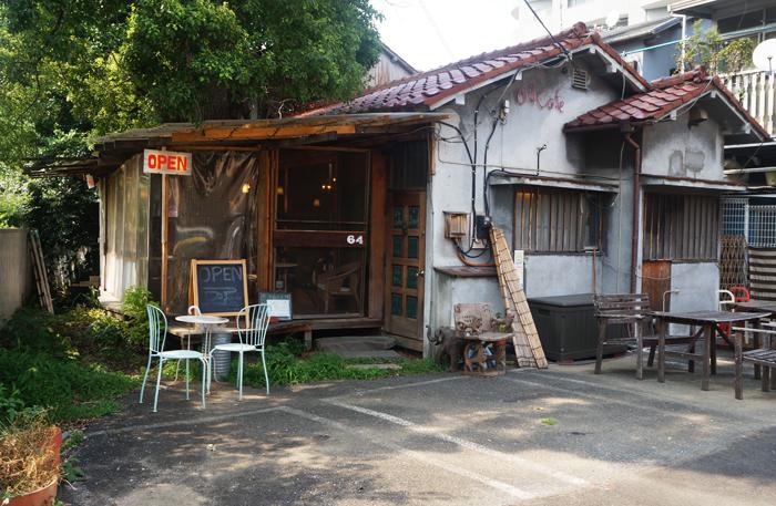 「64 Cafe + Ranai」(武蔵小杉)