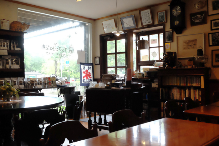 「ブンブン紅茶店」(鎌倉)