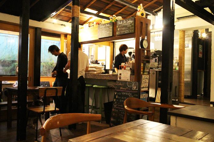【リノベ・古民家カフェ No.64】「Café VG」(早稲田)