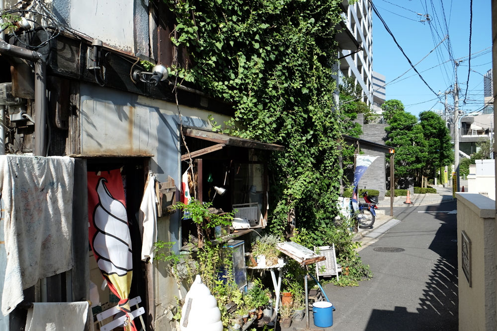【リノベ・古民家カフェレポートvol.6】「ムギマル2」(神楽坂)