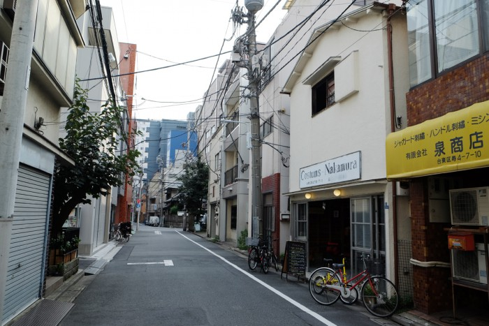 【リノベ・古民家カフェ vol.8】 「iriya plus café@カスタム倉庫」 (田原町)
