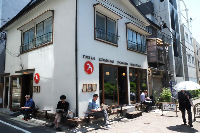 【リノベ・古民家カフェvol.16】 「FUGLEN TOKYO/フグレン」(代々木公園)